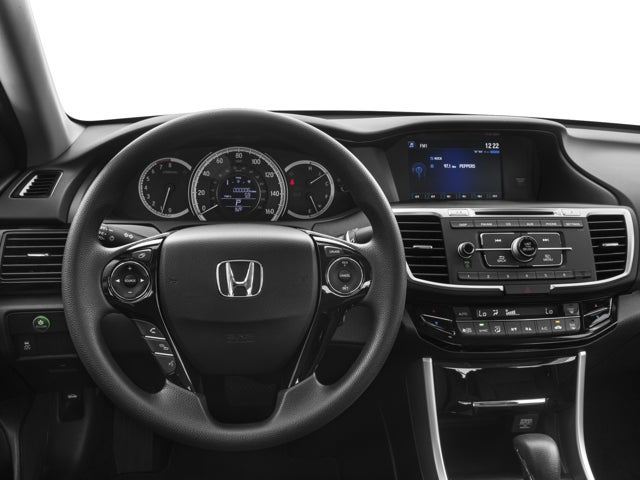 Honda Accord Lx >> 2016 Honda Accord Lx