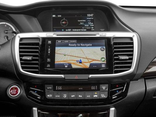 2017 Honda Accord Ex L W Navigation And Sensing In Stillwater Ok