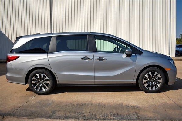 2021 Honda Odyssey 2021 EX-L Lunar Silver Metallic in ...