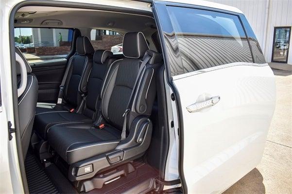 2021 Honda Odyssey Elite Platinum White Pearl In Stillwater Ok Hm012